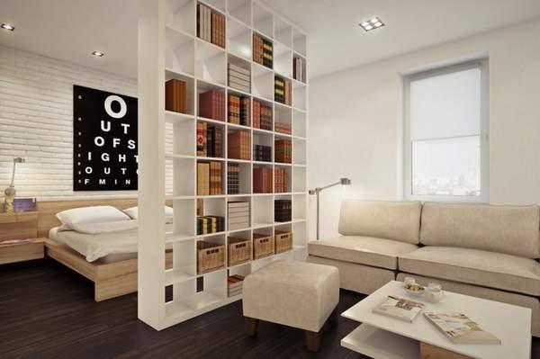 расставить мебель в однокомнатной квартире 40 кв, фото 23