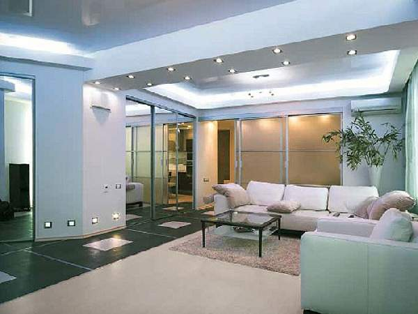 настенно потолочный светильник влагозащищенный, фото 6