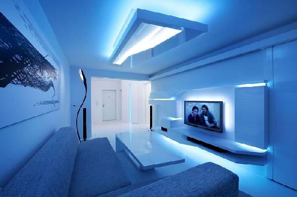 накладные настенно-потолочные светодиодные светильники, фото 8