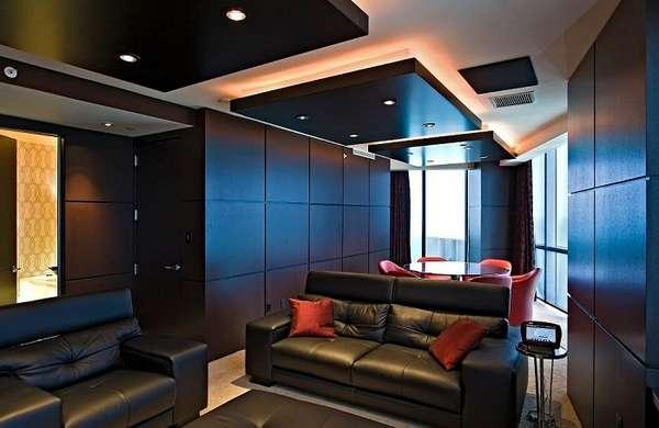 дизайн потолков из гипсокартона, фото 33