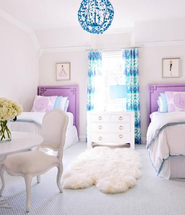 интерьер детской комнаты для двоих детей, фото 4