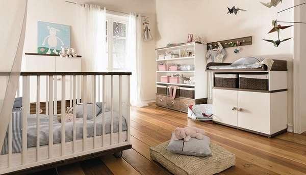 интерьер детской комнаты для мальчика дошкольника, фото 3