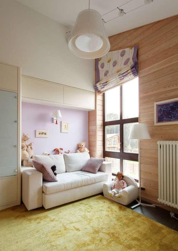 римские шторы в детскую, фото 25