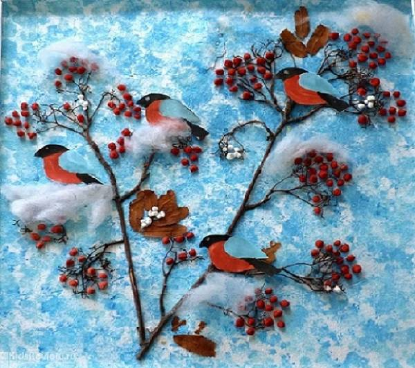 поделки на тему зима своими руками, фото 4