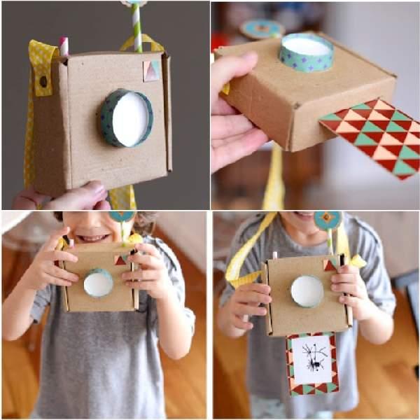 поделки из бумаги и картона своими руками, фото 31