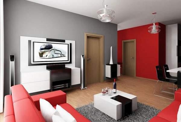 как правильно расставить мебель в однокомнатной квартире, фото 32