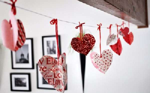 Идеи для дня святого валентина своими руками 5