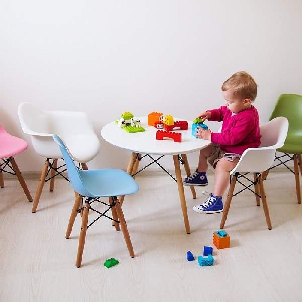 детский стул eames, фото 22