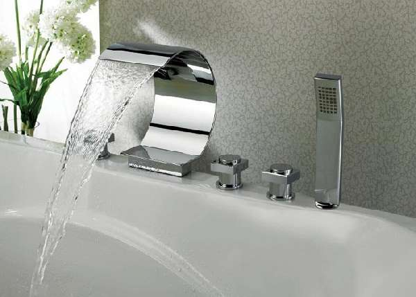 смеситель для ванны с душем, фото 19