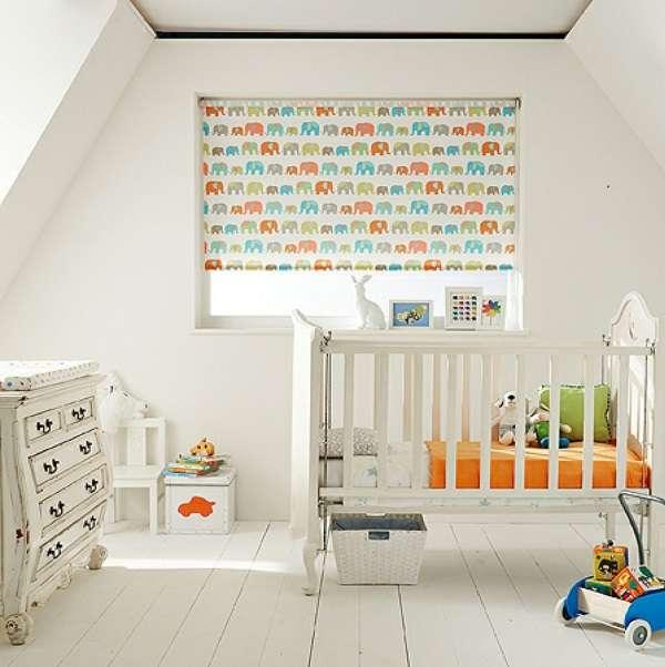 рулонные шторы в детскую, фото 41