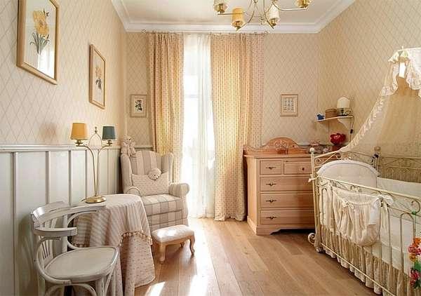 интерьер детской комнаты для мальчика 3 лет, фото 5