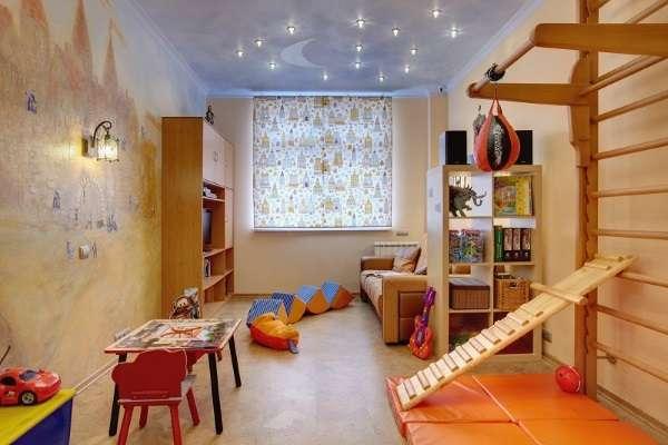рулонные шторы в детскую комнату фото, фото 42