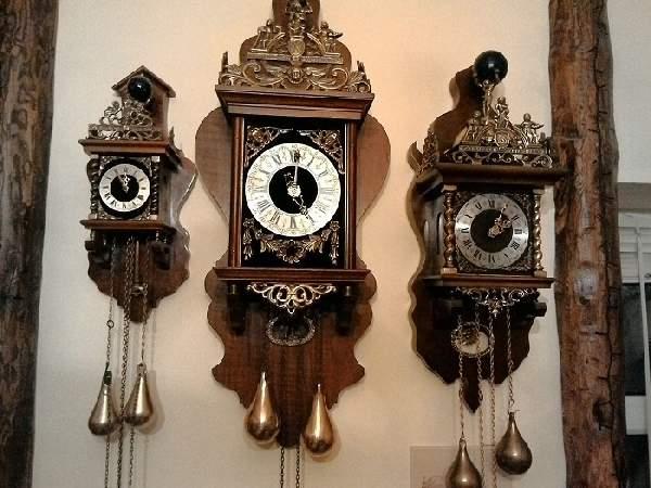 Часы настенные на 58 фото: от старины до современности