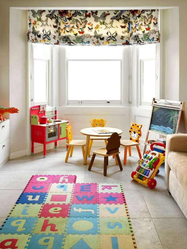 римские шторы в детскую для мальчика, фото 29