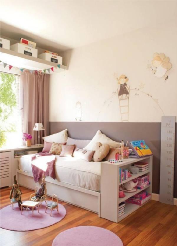 интерьер детской комнаты для двух детей фото, фото 70