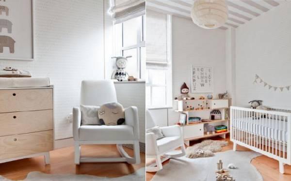 интерьер детской комнаты для двух детей фото, фото 71