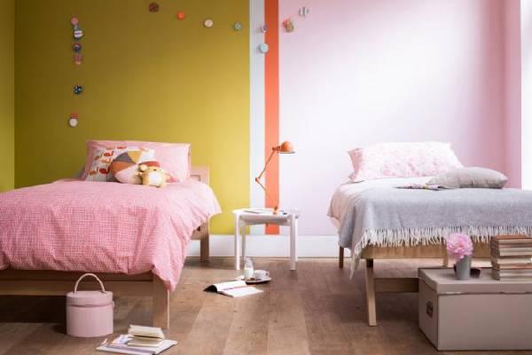 интерьер детской комнаты для двоих детей, фото 1