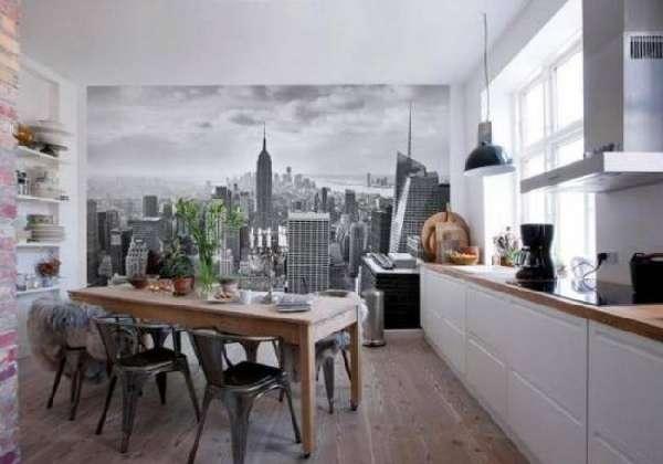 фотообои на стену для кухни фото 3д, фото 8