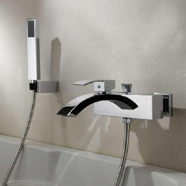 лучшие смесители для ванны, фото 8