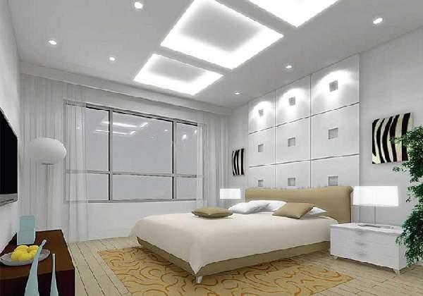натяжные потолки спальня 12 кв м, фото 50