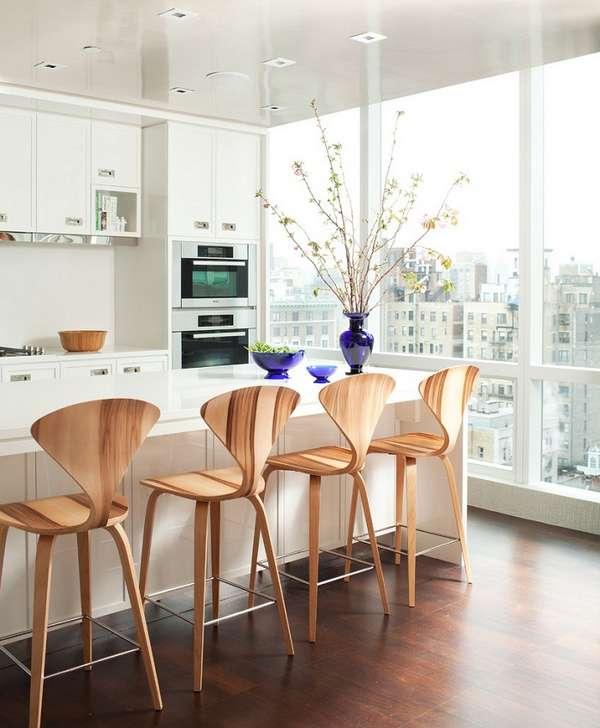 дизайнерские барные стулья, фото 15