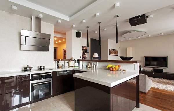 кухонные гарнитуры фото, фото 19