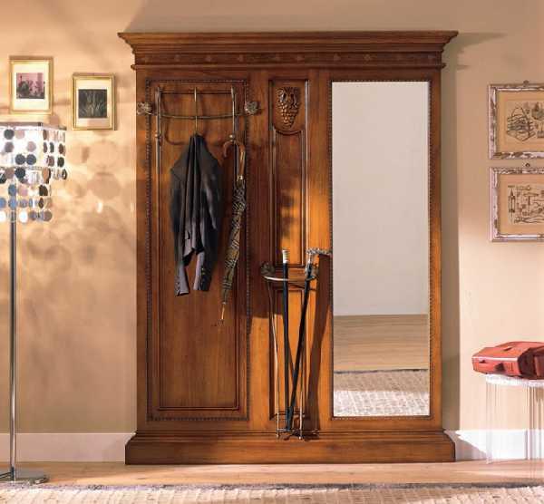 классические прихожие в коридор, фото 101