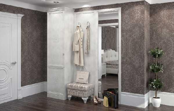 прихожие в коридор малогабаритные в современном стиле, фото 105