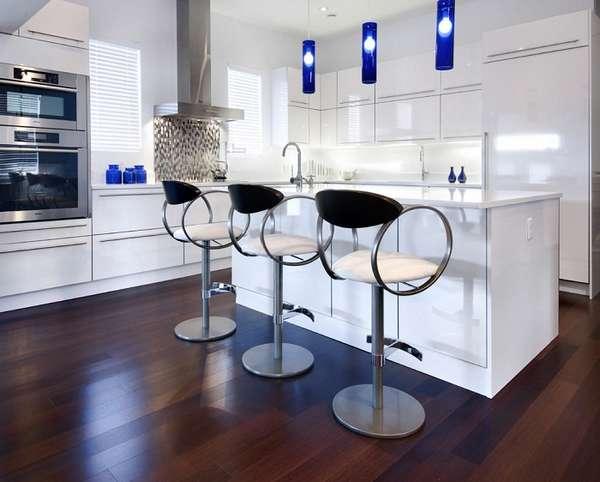 дизайнерские барные стулья, фото 16
