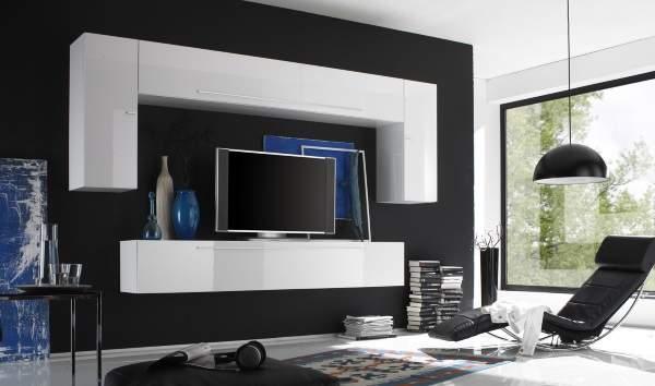 модульная стенка в гостиную в современном стиле фо, фото 37