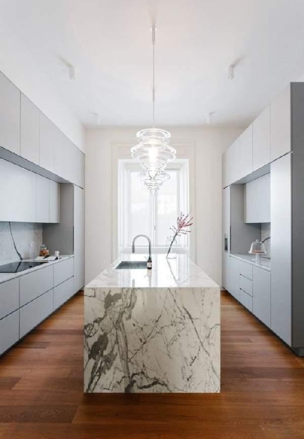 чертежи кухонных гарнитуров с размерами, фото 22