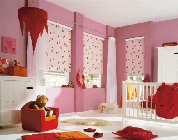 рулонные шторы в детскую комнату, фото 23