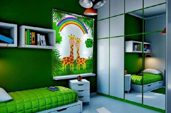 рулонные шторы в детскую комнату, фото 11