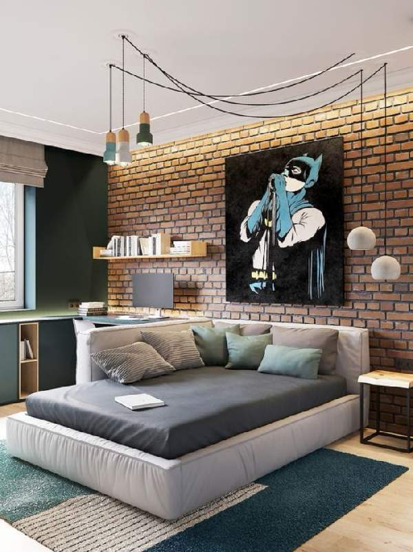 натяжной потолок спальня 12 кв м фото, фото 44