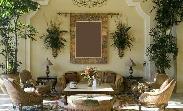 итальянское панно на стену, фото 48