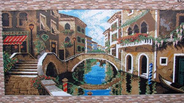 итальянское панно на стену, фото 50