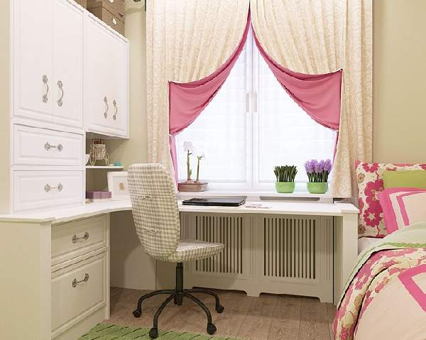 готовые шторы для детской комнаты девочки, фото 6