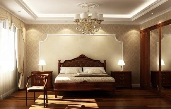 виды натяжных потолков для спальни, фото 34