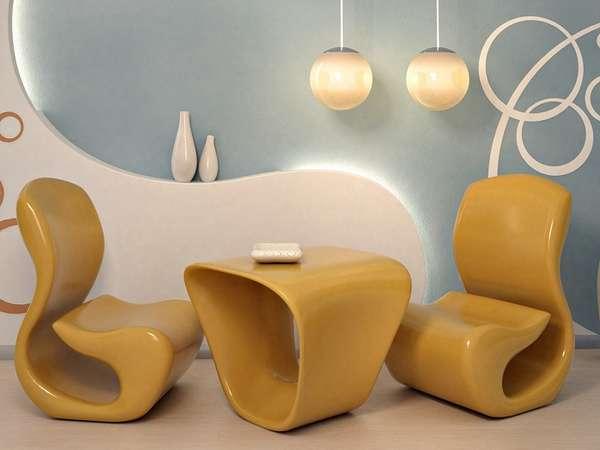 дизайнерские стулья для ресторанов, фото 38