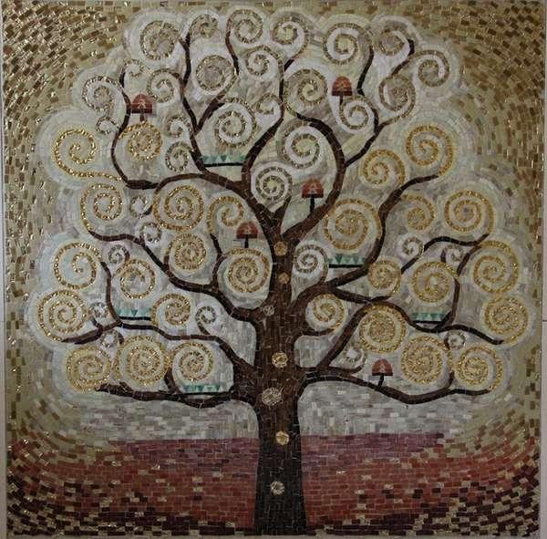 мозаика панно на стену, фото 19