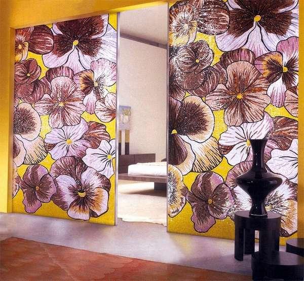 мозаика панно на стену, фото 20