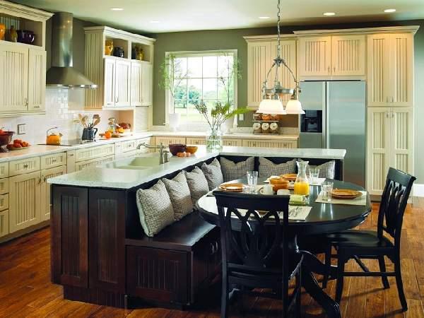 стандартные размеры кухонного гарнитура, фото 23