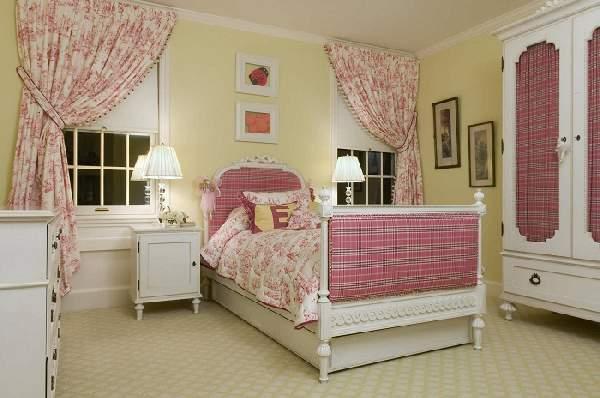 шторы в детскую комнату для девочки подростка, фото 25