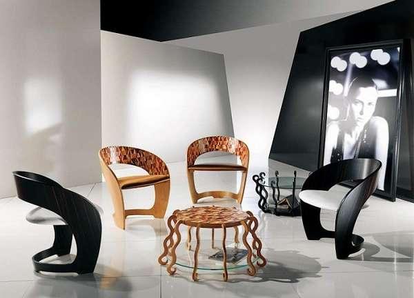дизайнерские стулья, фото 1