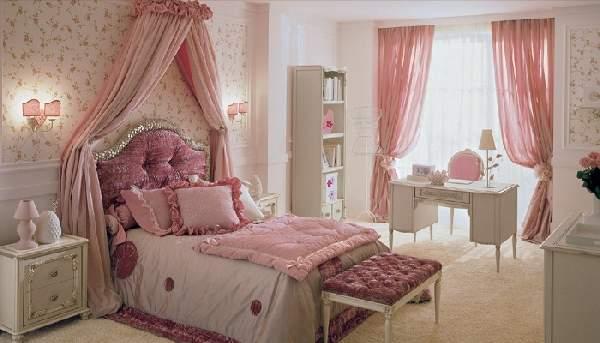 шторы в детскую комнату для девочки подростка, фото 26