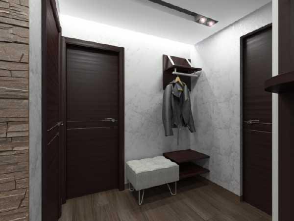 прихожие в коридор в современном стиле, фото 34