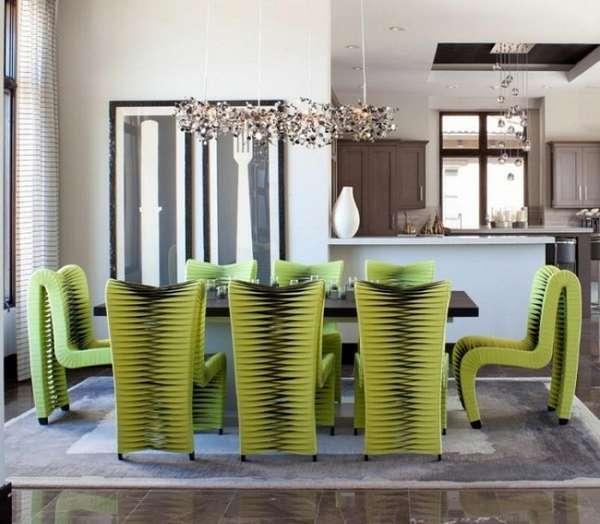 дизайнерские обеденные стулья, фото 3