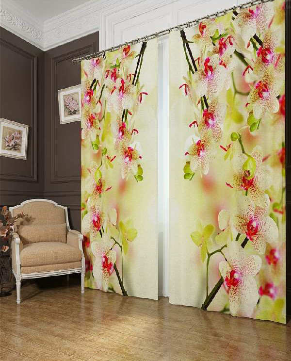 шторы в детскую комнату для девочки подростка, фото 28