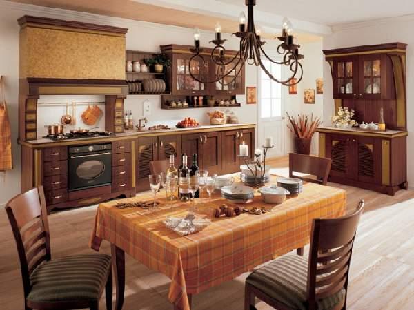 кухонный гарнитур угловой для кухни, фото 45