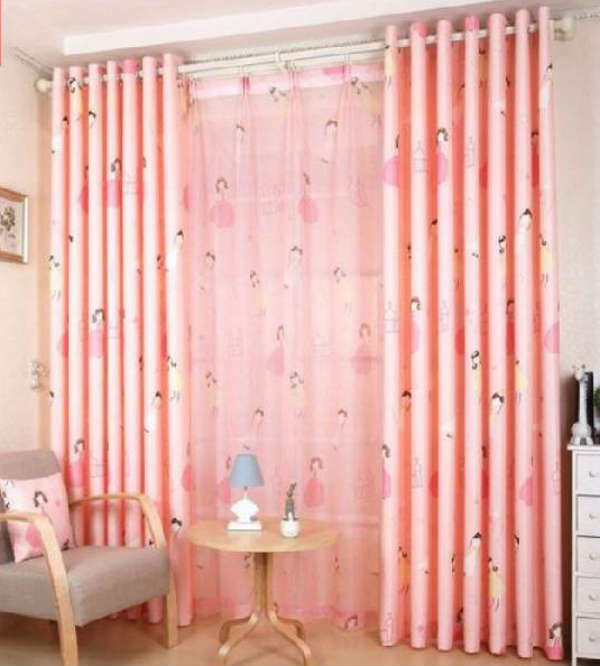 шторы в детскую комнату для девочки подростка, фото 29